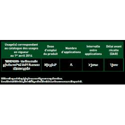 Doff anti-limaces et escargots Plus 3% 750g Anti-nuisibles