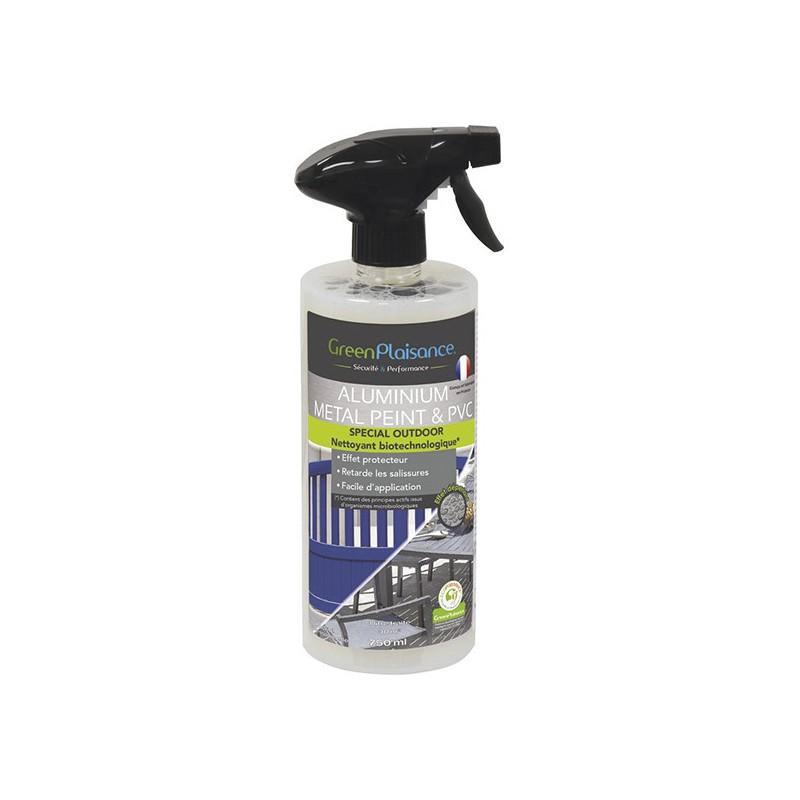Nettoyant protecteur portail Alu et PVC - 750 ml Nettoyage