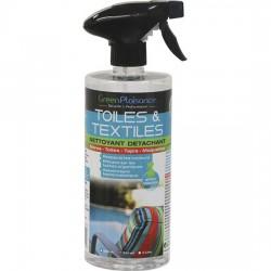 Nettoyant détachant toiles et textiles - 750 ml Nettoyage