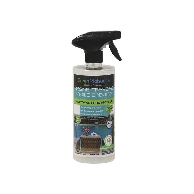 Nettoyant protecteur résine tressée - 750 ml Nettoyage