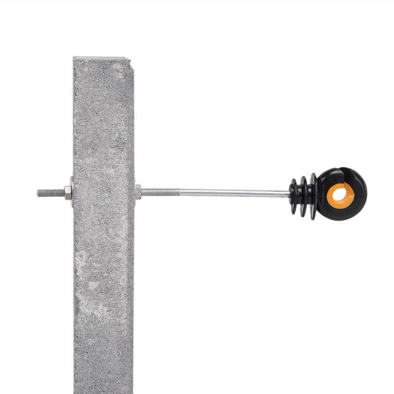 Isolateur à distance XDI, 20cm/M6 (10 pcs) Isolateurs à distance
