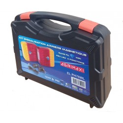 Kit feux de remorque AR à LED magnétiques sans fil Wifi Feux & gyrophares
