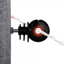 Isolateur XDI à vis (10 pcs) Isolateurs piquets permanents