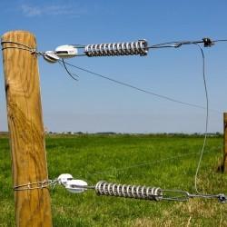 Ressort pour fil (2,5mm/2,65mm) Connecteurs et tendeurs