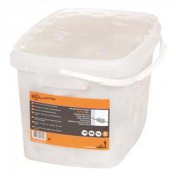 Isolateur porcelaine, blanc (60 pcs) Isolateurs piquets permanents