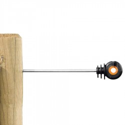Isolateur à vis à distance XDI, 18cm (100 pcs) Isolateurs à distance