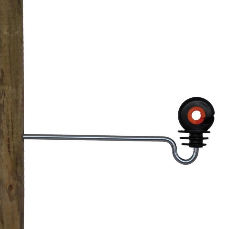XDI Isolateur à distance (18cm, 10 pcs) Isolateurs à distance