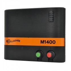 Electrificateur/poste de clôture Gallagher secteur M1400 (230V - 13 J) Electrificateurs sur secteur