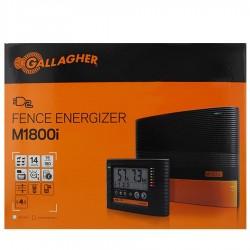 Electrificateur/poste de clôture Gallagher secteur M1800i (230V - 14 J) Electrificateurs sur secteur