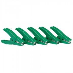 Crododile clip Green (5 pcs) Accessoires de clôture