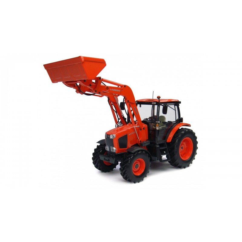 Kubota M135GX avec chargeur frontal (2013) Tracteurs miniatures