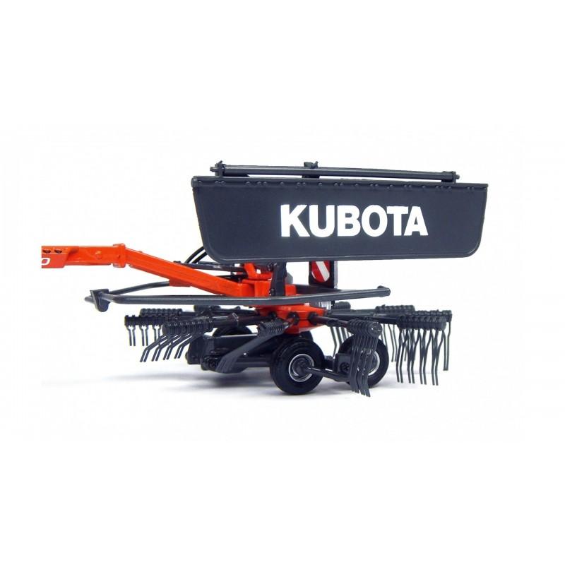 Andainneur Kubota RA2071T EVO Outils attelés miniatures