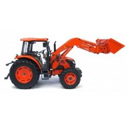 Tracteur Kubota M9960 avec chargeur frontal Tracteurs miniatures