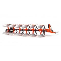 Charrue Kubota RM3005V Outils attelés miniatures