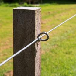 Fil clôture électrique High Tensile ø 1,8 mm (ca. 1250 mètre) Fil, cordon, barbelé
