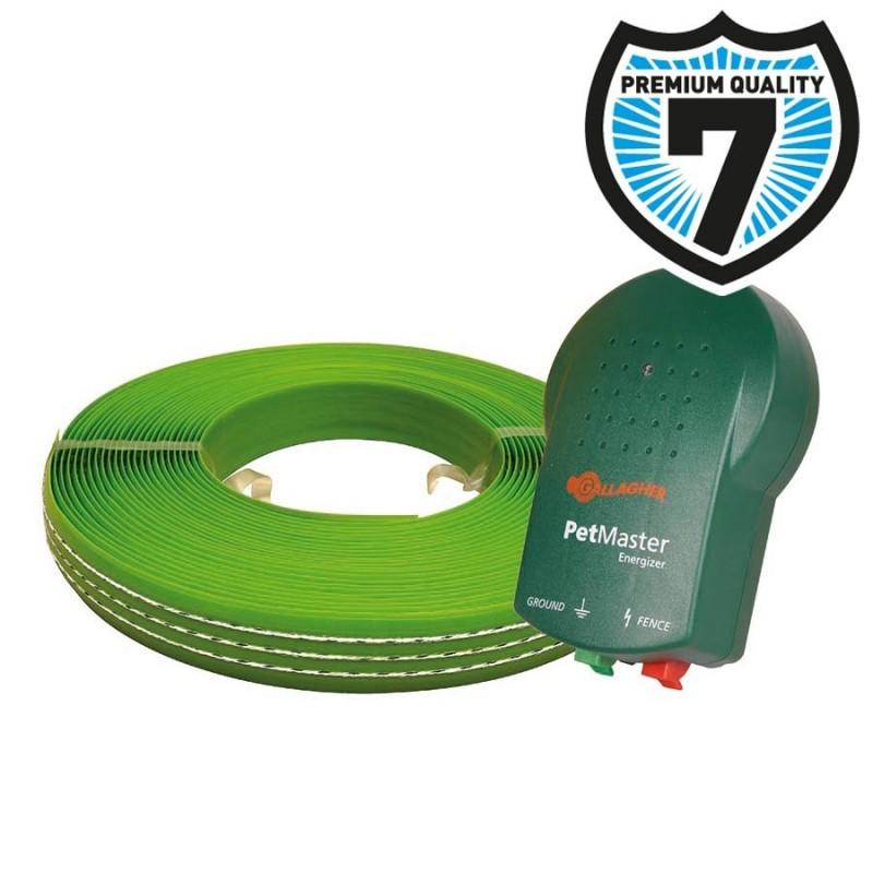 Escargots Kit M10 (20m)(230V) Kits clôtures électriques