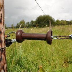 Poignée bi-matière terra cordon (4 pcs) Portes de clôtures