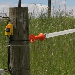 Poignée (orange) Portes de clôtures