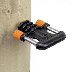 Isolateur d'ancrage (5 pcs) Portes de clôtures