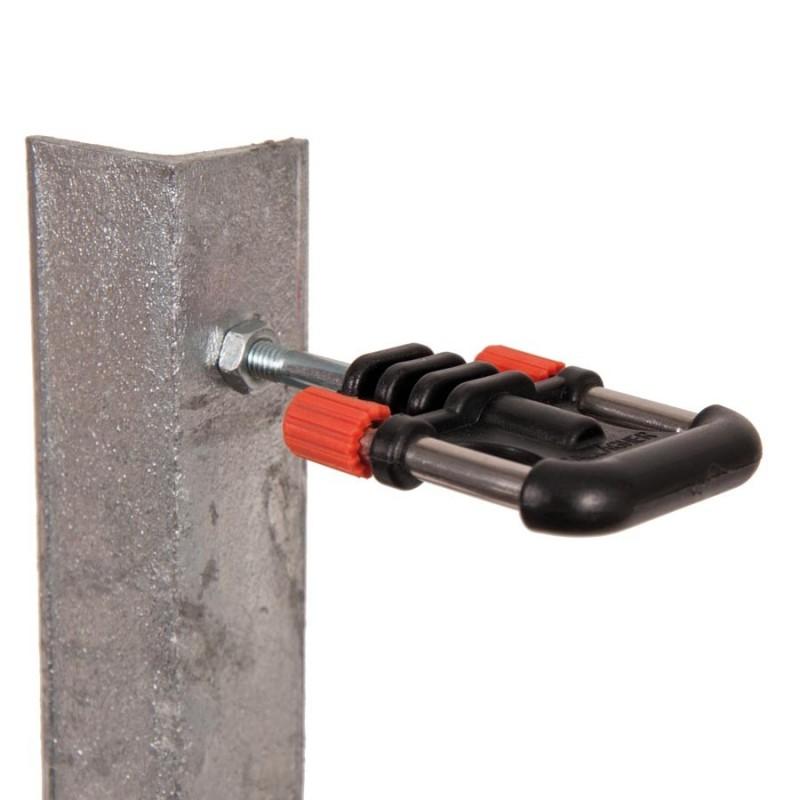 Isolateur d'ancrage M6 (5 pcs) Portes de clôtures