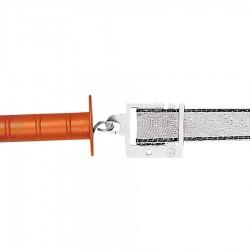 Connecteur ruban-poignée, 40mm (4 pcs) Portes de clôtures