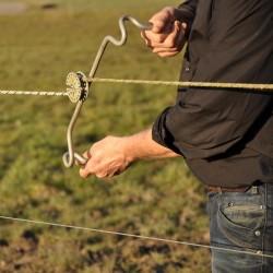 Manivelle Outils pour clôtures